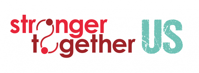 Stronger Together US logo