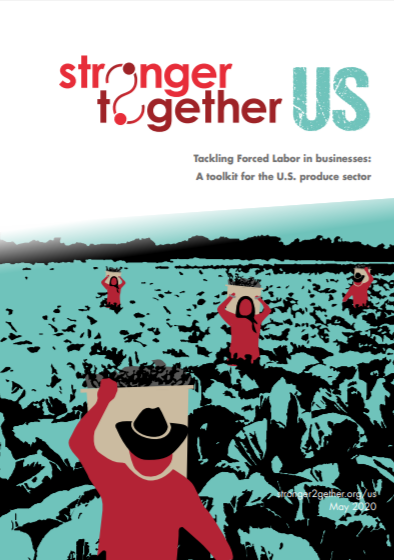 Image of Stronger Together Toolkit for U.S Fresh Produce Businesses